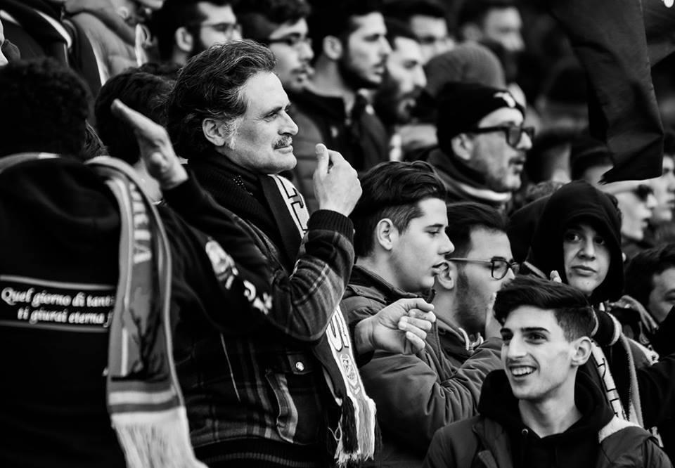 Tricase _ Gradinata Est _ Stadio San Vito